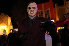 Professor Mortis  - Walibi Holland Halloween Fright Nights