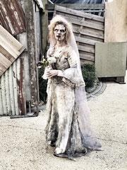 Quarantine Zombie - Walibi Holland Halloween Fright Nights