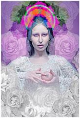 Model: Irina Russkaya // Photographer: Maya Mightingale