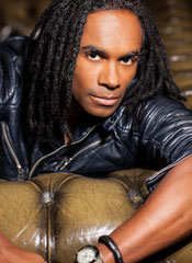 Model: Fab Morvan (Milli Vanilli) // Photographer: Jimmy James (Fotostudio 422)