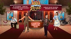 Moeder, ik wil bij de Revue 2015