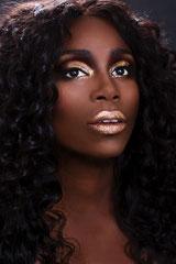 Model: Naomi // Client: Simply Unique Beauty Room