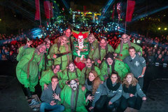Eddie de Clown and his Things, cast & crew - Walibi Holland Halloween Fright Nights