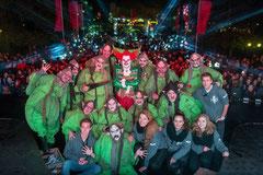 Eddie de Clown and his Things, cast & crew - Walibi Holland Halloween Fright Nights