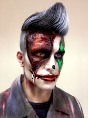 Clown Dancer - Walibi Holland Halloween Fright Nights