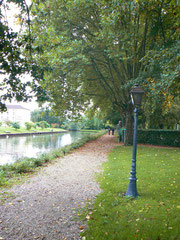 Paray-le-Monial Parc Moulin Liron