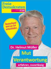 Dr. Helmut Müller: Gesundheit/Soziales