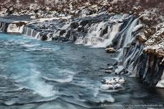 Island, bei Borganes