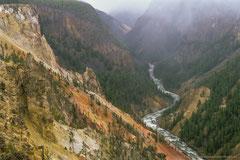USA, Yellowstone NP