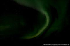 Island, Polarlicht