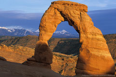 USA, Arches NP, Delicate Arch
