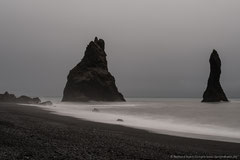 Island Reynisdrangar (Iceland  Reynisdrangar)