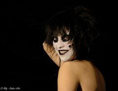 In Your face #14 <br> Modèle : Aurélie Dumont <br> Photographe :  Mily - Shaker d'Art