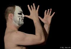 In Your face #4 <br> Modèle : Paul Dechaume, 28 ans <br> Photographe :  Mily - Shaker d'Art