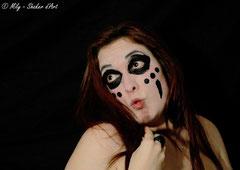 In Your face #6 <br> Photographe :  Mily - Shaker d'Art