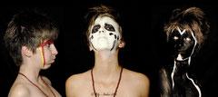 In Your face #42 <br>Modèle : Clem <br>  Photographe :  Mily - Shaker d'Art