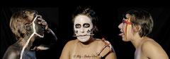In Your face #35 <br> Modèle : Lise <br> Photographe :  Mily - Shaker d'Art