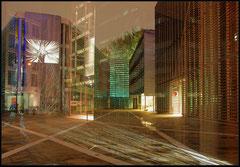 Multimedialny spektakl na fasadach ambasady Norwegii
