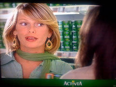Aelissa Marcucci in Activia TV Commercial (Italy)