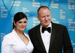 Stellan Skarsgård's wife Megan Evertt at 35th Anniversery of Film Society of Lincoln Center (2008)