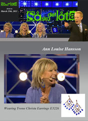 Ann Louise Hansson (Sweden)