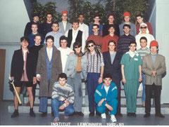 1993 BEP Terminal F3 Hugues LEBOYER