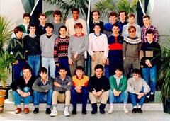 1986 BAC F1 Christophe Blottiere