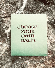 Choose your own path in Uncialis