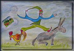 MARTHE - Passer du coq à l'âne