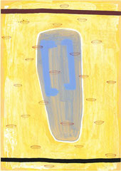 "Nr.: 016      ""Schwebend""     70*100 cm"