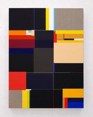 Richard Schur, Toucan, 2020, acrylic on canvas, 80 x 60 cm / 31 x 24 inch, available at Kristin Hjellegjerde Gallery, London and Berlin