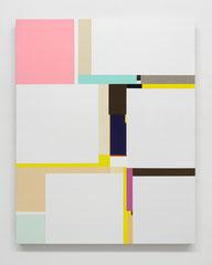 Richard Schur, Fleur, 2011, acrylic on canvas, 100 x 80 cm / 39 x 31 inch