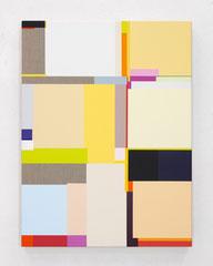 Richard Schur, Dream, 2019, acrylic on canvas, 80 x 60 cm / 31 x 24 inch, available at Galerie Stefan Vogdt, Munich