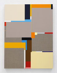 Richard Schur, Tree, 2021, acrylic on canvas, 80 x 60 cm / 31 x 24 inch