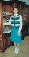 Rag vest 1994