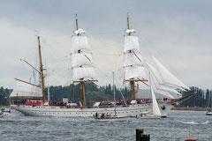 Gorch Fock Segelschulschiff