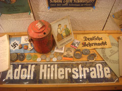 Some German stuff in the Riquewihr museum