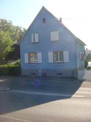 Zack Sigler's House - Rue d'Ebersheim in Selestat