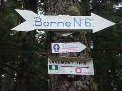 Site of the 2nd German roadblock