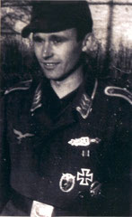 Robert Wulff - a highly decorated German Fallschirmjaeger