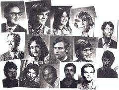 Tischtennis Aktive 1968-1993