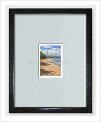Seven Seas Beach - Fajardo - Puerto Rico - Limited Edition ACEO Print of Digital Art
