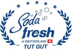 Logo Soda Fresh of Switzerland