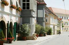 Emmenstarße Bad Radkersburg