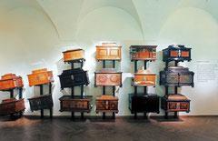 Zunfttruhensammlung im Museum im alten Zeughaus
