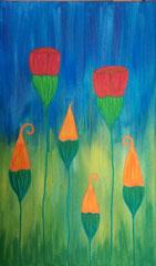 Zwergenblumen
