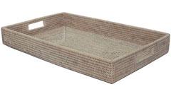 0387W Rattan  Large Tray 58x37x8, 0038W Medium Tray 42x32x7.5, 0399W Small Tray 36x25x6, 0517 XSmall 29.5x19.5x4, 0522 XXsmall 22x17x30036W