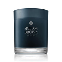 Molton Brown - Black Leather Accord & Cade Candle