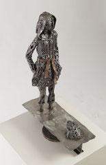 Il mio principe - Misure (cm): 69x46x20
