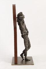 Untitled - Size (cm): 44x34x92